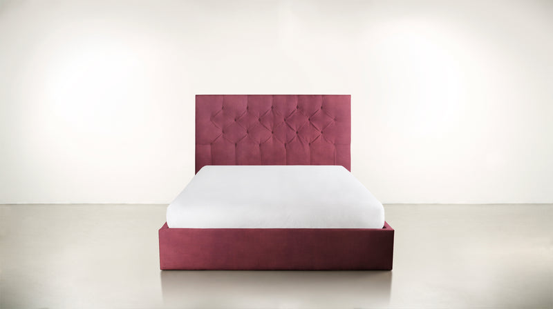 The Idealist Eastern King Bed Eastern King Velvet Knit Rose Whom. Home