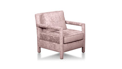 The New Comer Accent Chair - SALE Accent Chair Crushed Micro-Chenille Blush Whom. Home
