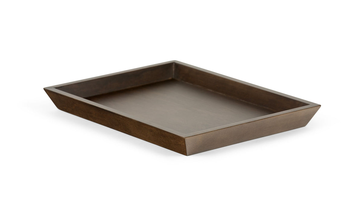 Quadrilateral Tray Tray  Whom. Home