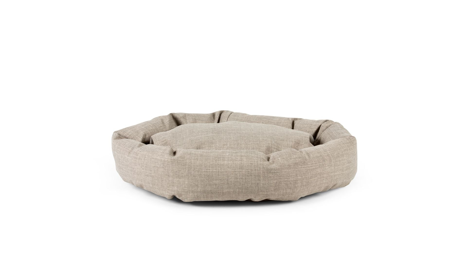 Oval Comfy Pet Bed