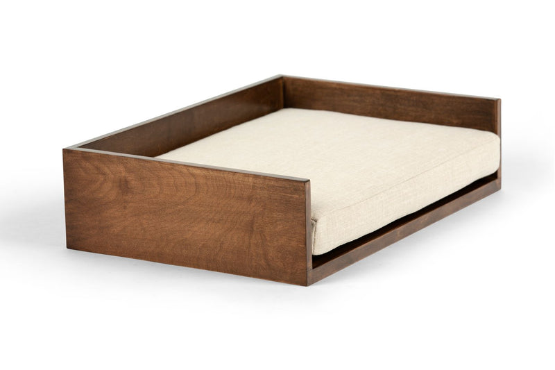Open-Ended Pet Bed