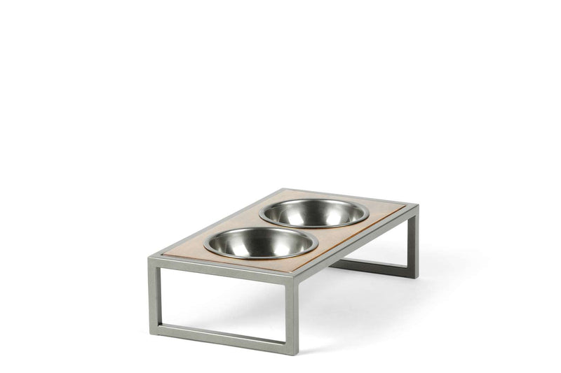 Raisin' the Bar Pet Feeder Pet Bowl  Whom. Home