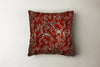 "Hot Mama Pillow 16""x16"" / Catwalk Crimson Whom. Home"