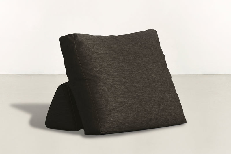 The Millennial Pillow Pillow Soft Heathered Weave Charcoal Whom. Home