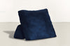 The Millennial Pillow Pillow Velvet Knit Cobalt Whom. Home