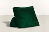 The Millennial Pillow Pillow Velvet Knit Evergreen Whom. Home