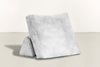 The Millennial Pillow Pillow Velvet Knit White Whom. Home
