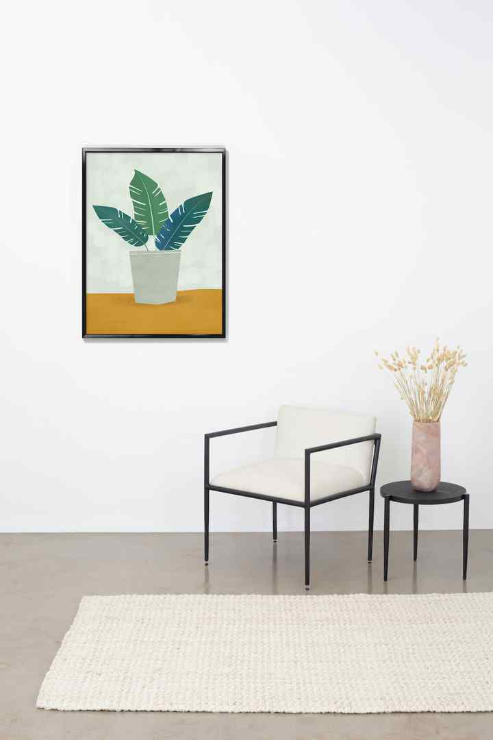 Potted Wall Art Wall Art  Whom. Home