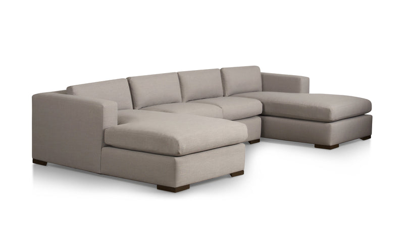 The Stylist Modular Sectional 3-Piece Set  Whom. Home