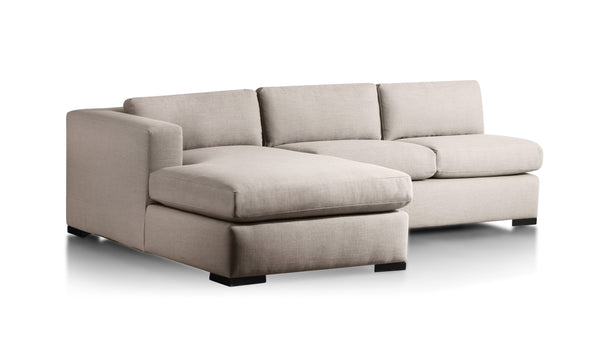 The Stylist L Modular Sectional L Modular Sectional  Whom. Home