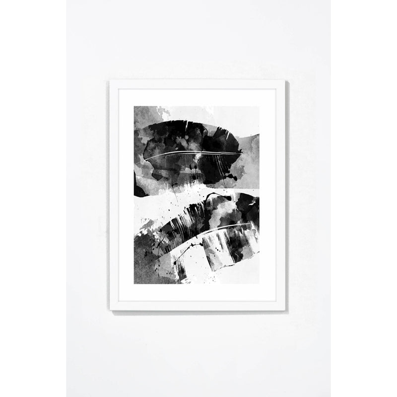 Double Exposure Wall Art Wall Art Underglass White Frame / 17.25 '' x  21.25'' Whom. Home