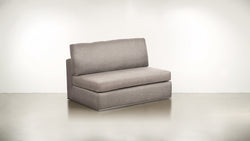 The Innovator Center | Silver Legs Center Structured Linen Weave Sand Whom. Home