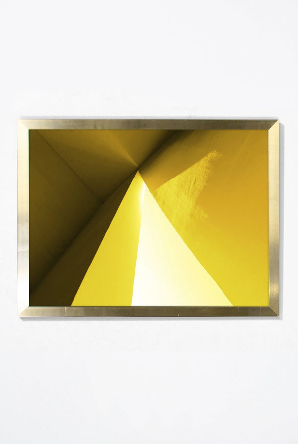 "Lit. Wall Art Wall Art Gold / 21.25"" x 17.25"" Whom. Home"