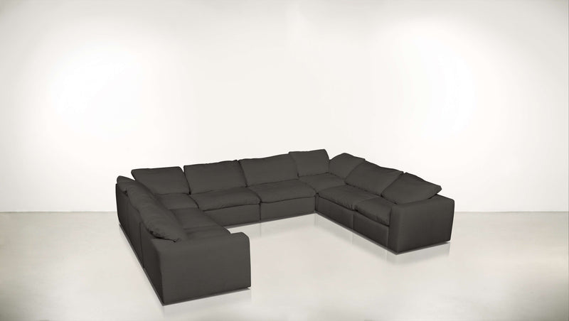 The Freelancer Modular Configuration 0218 Modular Configuration 0218 Soft Heathered Weave Charcoal Whom. Home