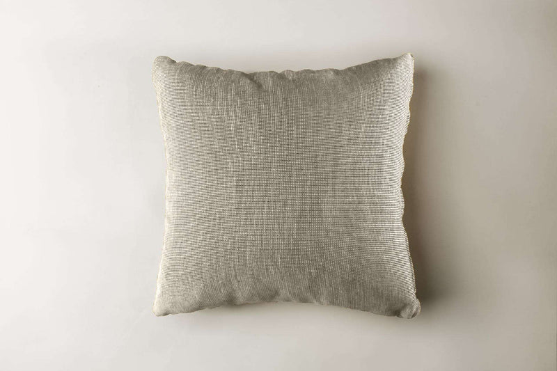 "Venus Pillow Pillow Etiquette Harbor Gray / 20"" x 20"" Whom. Home"