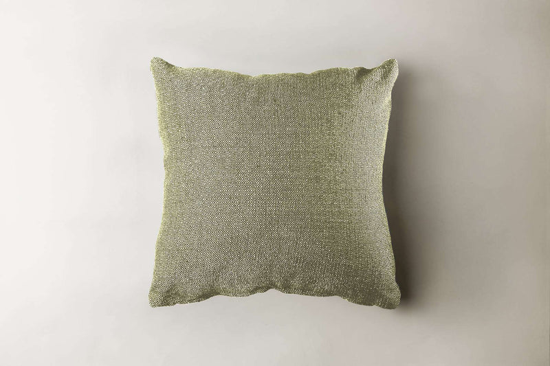 "GAEA Pillow Pillow Provence Pewter / 16"" x 16"" Whom. Home"