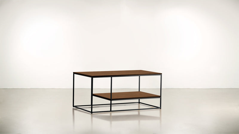 The Accomplice Coffee Table Coffee Table Black / Hazel Whom. Home