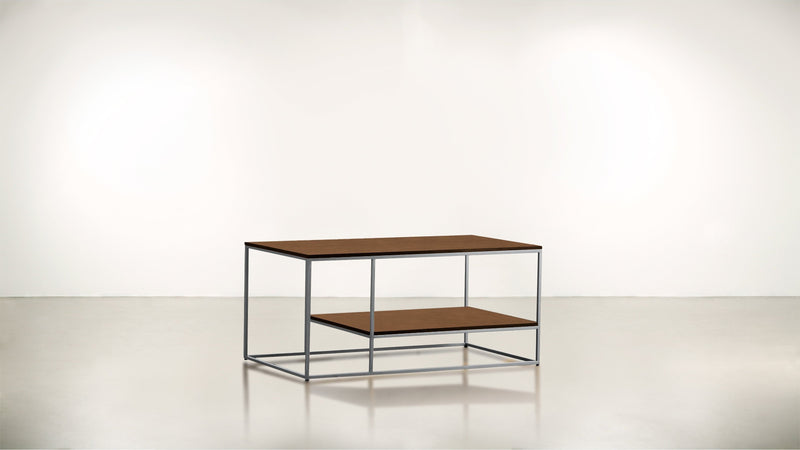 The Accomplice Coffee Table Coffee Table Silver / Hazel Whom. Home