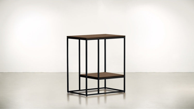 The Accomplice Side Table Side Table Hazel / Black Whom. Home