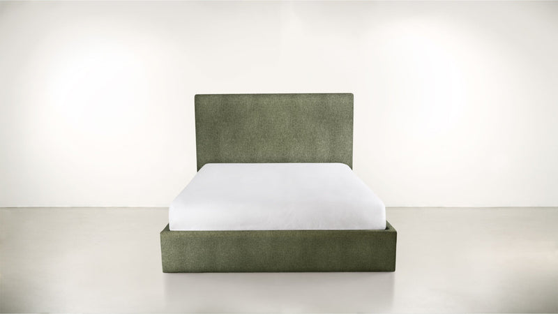 The Admirer Cal King Bed Cal King Lightweight Micro-Chenille Avocado Whom. Home