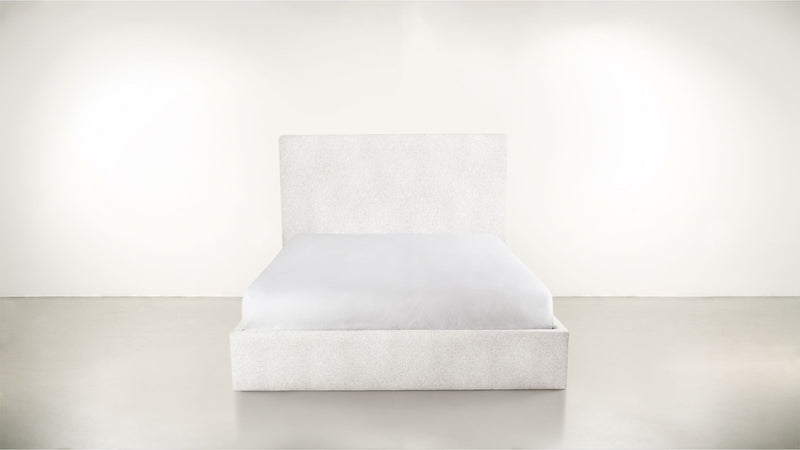The Admirer Cal King Bed Cal King Lightweight Micro-Chenille Snow Whom. Home