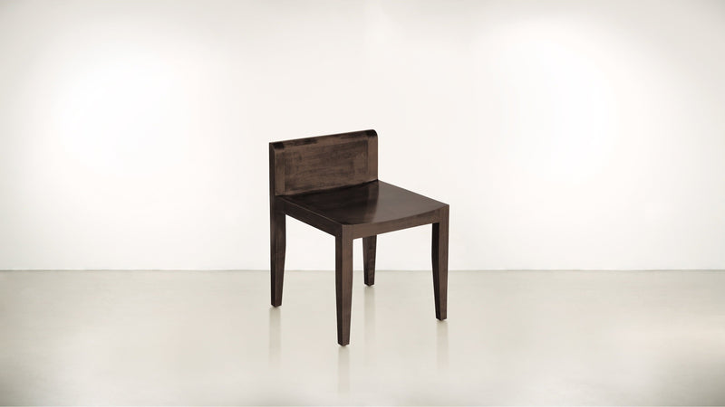 The Armless Contender Dining Chair Dining Chair Chocolate Whom. Home