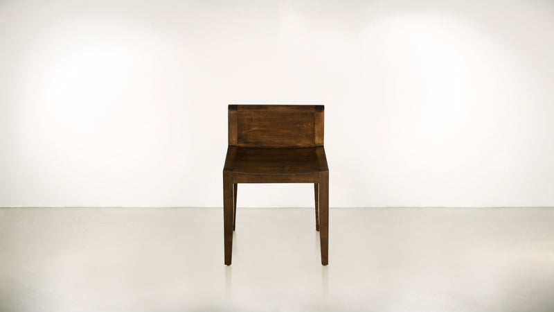 The Armless Contender Dining Chair