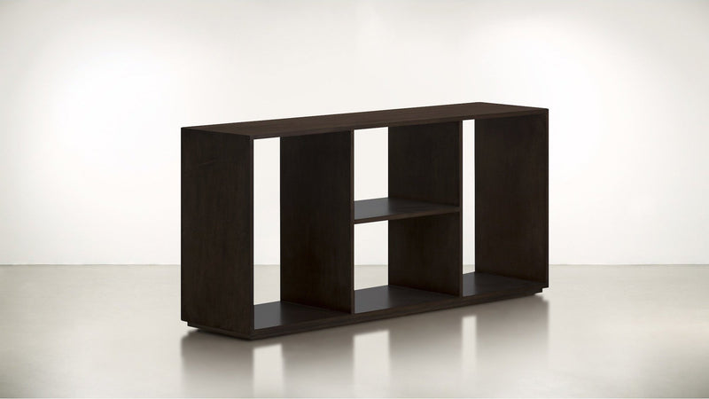 Mondrian Console Console Chocolate Whom. Home