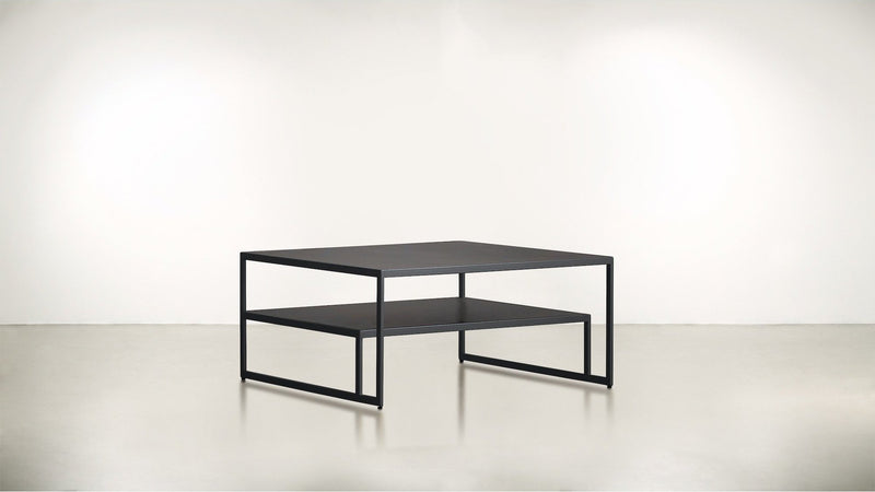 The Regent Coffee Table Coffee Table Chocolate / Black Whom. Home