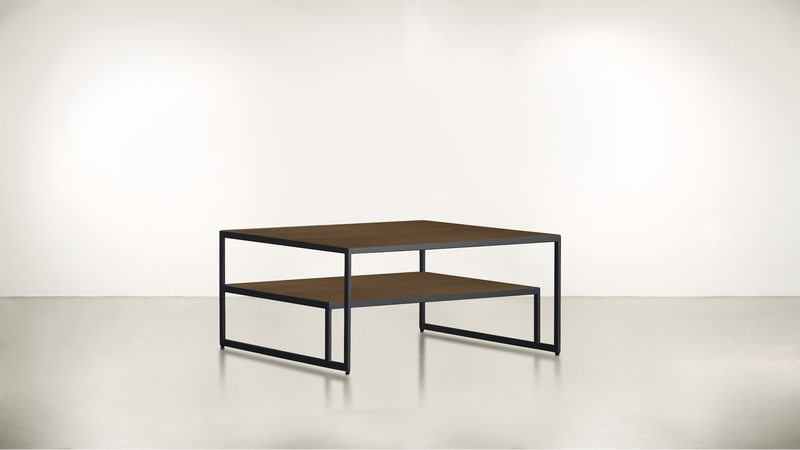 The Regent Coffee Table Coffee Table Hazel / Black Whom. Home