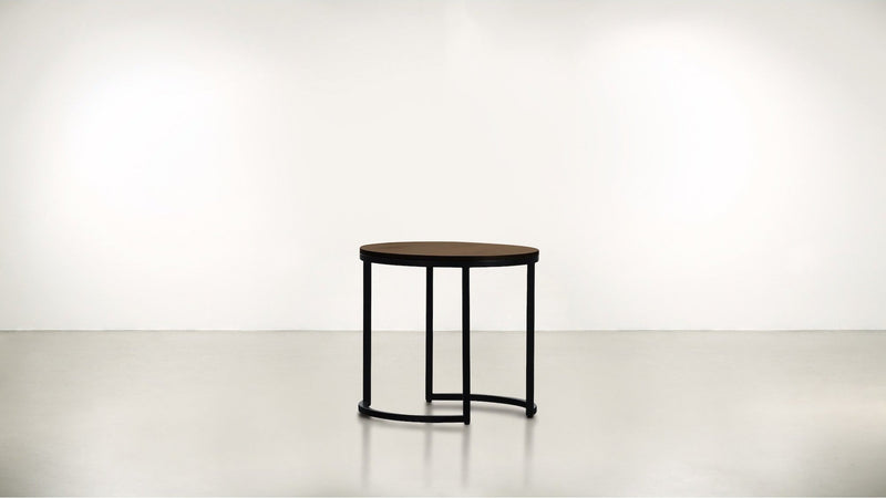 The Cosmopolite Side Table Side Table Hazel / Black Whom. Home