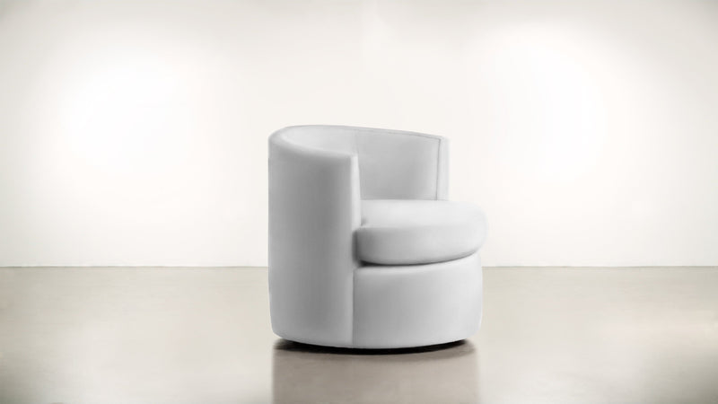 The Curator Lounge Chair Lounge Chair Velvet Knit White Whom. Home