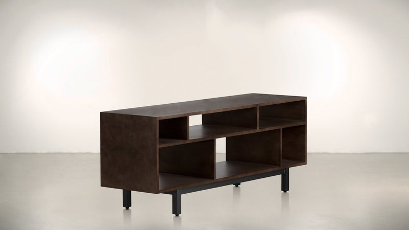 The Diplomat Media Console Media Console Chocolate / Black Whom. Home