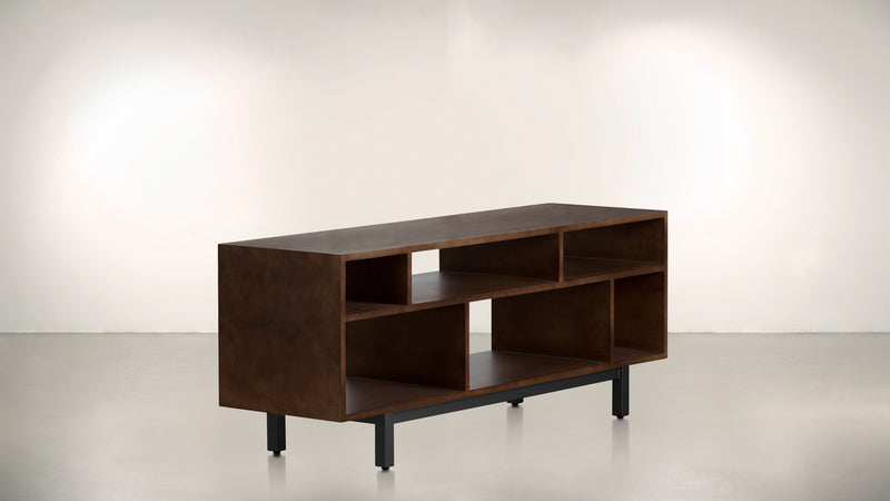 The Diplomat Media Console Media Console Hazel / Black Whom. Home