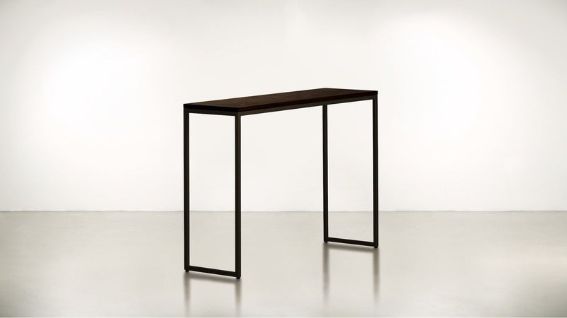 The Essentialist Console Console Chocolate / Black Whom. Home