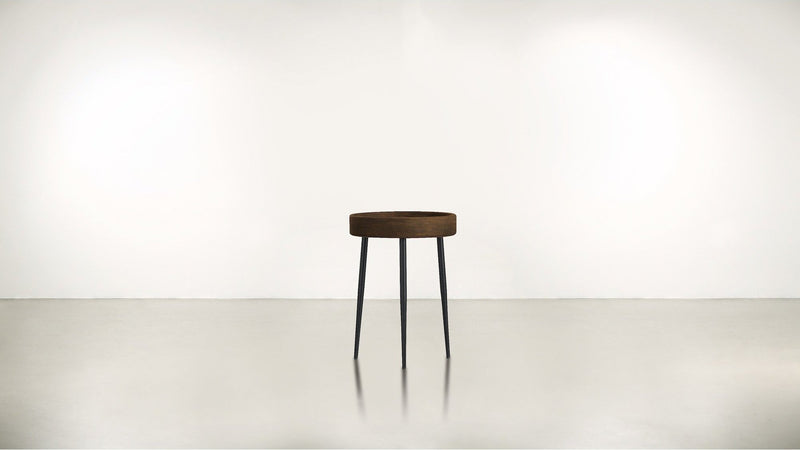 The Good Timer Side Table Side Table Hazel / Black Whom. Home