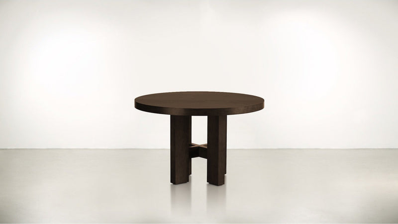 The Loyalist Large Dining Table Large Dining Table Chocolate Whom. Home