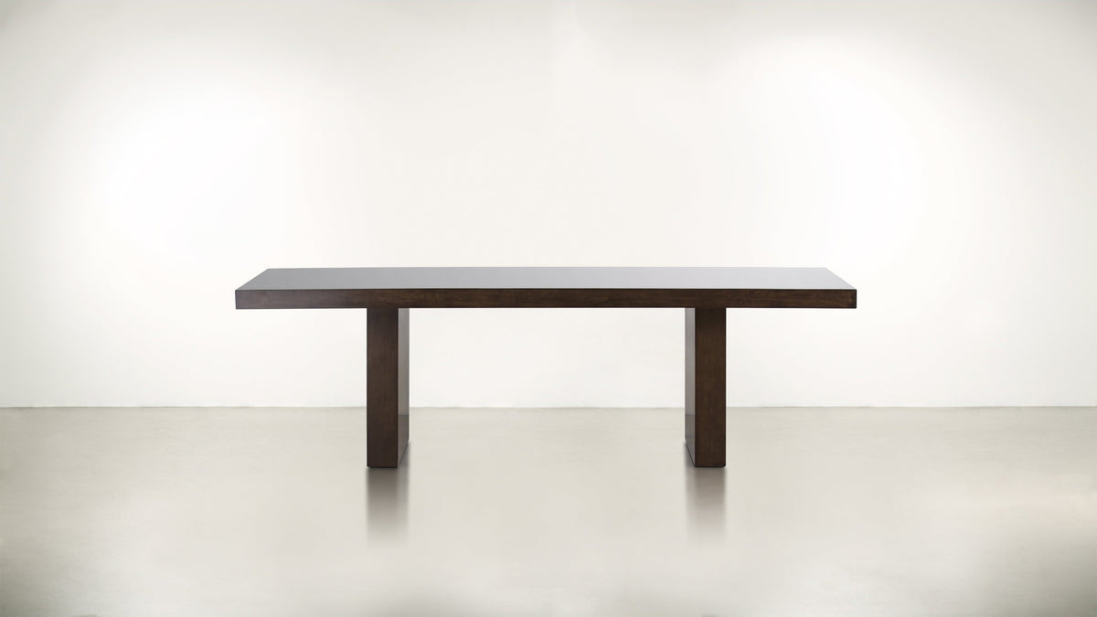The Mastermind Large Dining Table Blackw Whom. Home