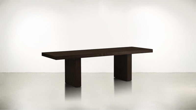 The Mastermind Large Dining Table Large Dining Table Chocolate Whom. Home