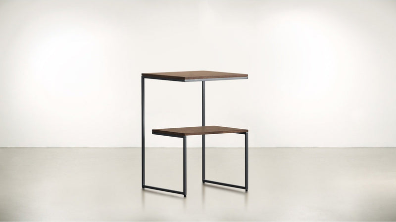 The Overachiever Side Table Side Table Black / Hazel Whom. Home