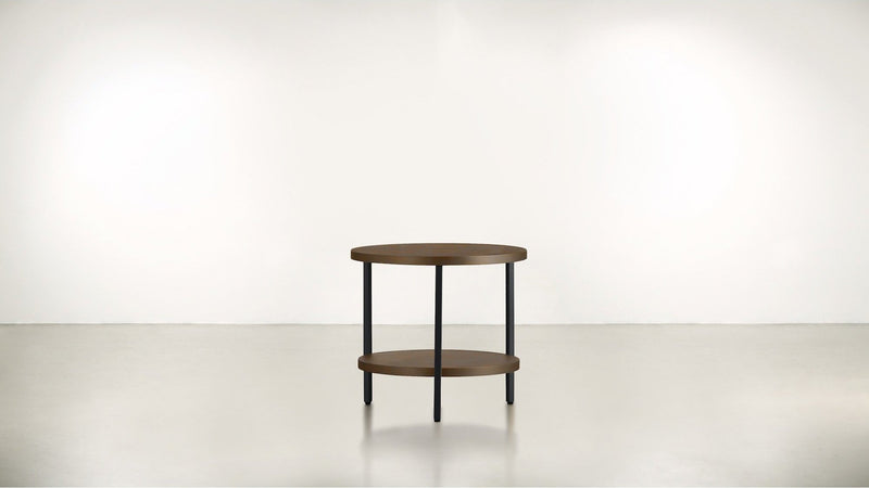 The Pluralist Side Table Side Table Black / Hazel Whom. Home