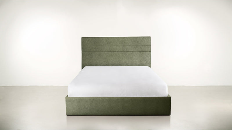 The Prophetess Queen Bed Queen Bed Lightweight Micro-Chenille Avocado Whom. Home