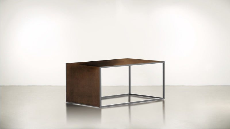 The Radicalist Coffee Table Coffee Table Hazel / Silver Whom. Home