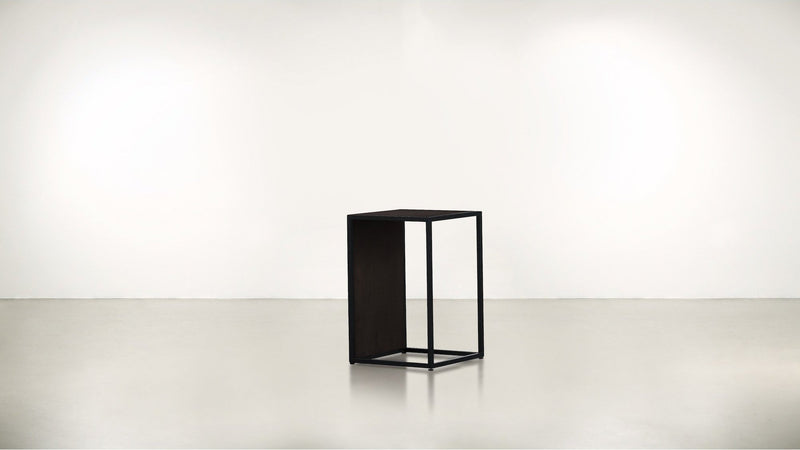 The Radicalist Side Table Side Table Black / Chocolate Whom. Home