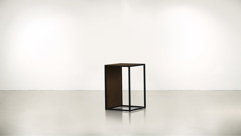 The Radicalist Side Table Side Table Black / Hazel Whom. Home