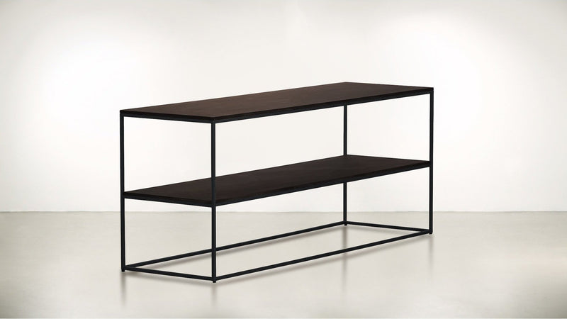 The Rationalist Console Console Black / Chocolate Whom. Home