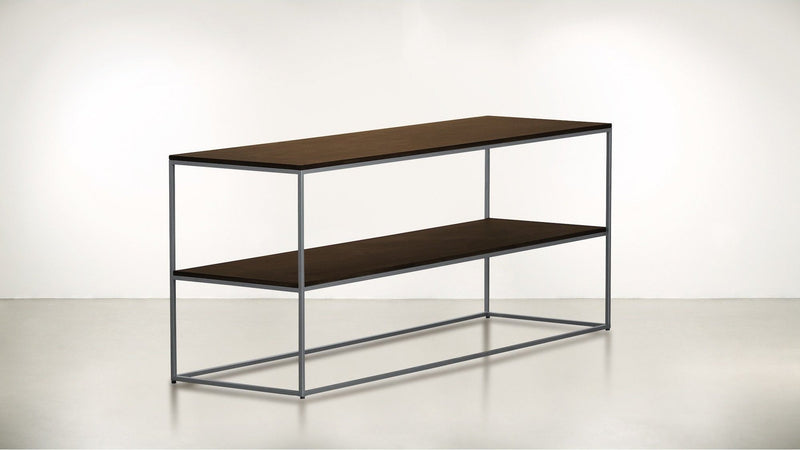 The Rationalist Console Console Silver / Hazel Whom. Home