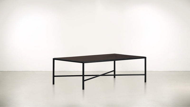 The Realist Coffee Table Coffee Table Chocolate / Black Whom. Home
