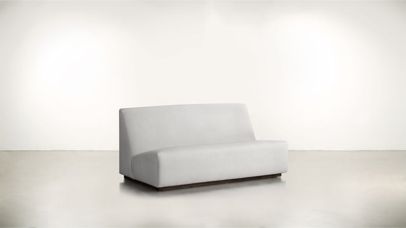 The Rebel Sofa 6' Sofa Structured Velvet Divine / Chocolate Whom. Home