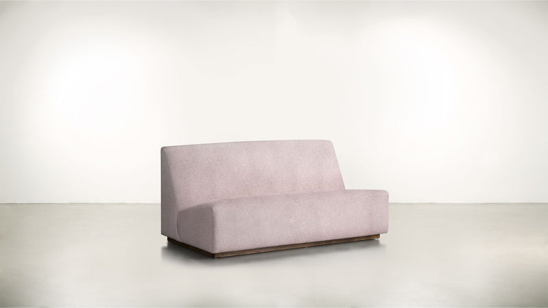 The Rebel Sofa 6' Sofa Classic Linen Weave Blush / Hazel Whom. Home